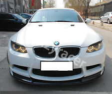 Unpainted Front Headlight Cover Eyelid Eyebrow for BMW E92 E93 M3 06-13