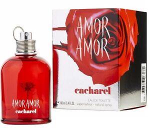 Amor Amor Cacharel 100ml. eau de toilette spray EDT woman