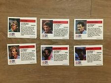 PRO-SET FOOTBALL TRADING CARDS - 1991-1992 - ASTON VILLA CARDS