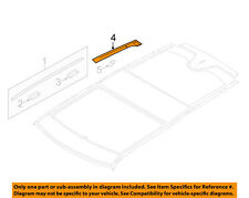 LAND ROVER OEM 17-18 Discovery-Roof Molding Trim Left LR082808