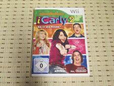 ICarly 2 Ab In Die Klicke für Nintendo Wii und Wii U *OVP*