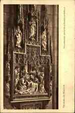 FREIBURG Breisgau um 1910/20 Postkarte Religion Kreuzabnahme vom Altar AK
