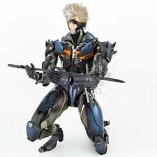 Square Enix Metal Gear Rising: Revengeance Play Arts Kai Raiden New Authentic