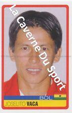 N°046 JOSELITO VACA # BOLIVIA STICKER PANINI COPA AMERICA VENEZUELA 2007