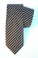 Elegante MICHAELIS Krawatte Schlips Binder 100/% SEIDE