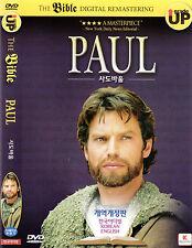 The Bible  - The Story of Paul DVD - Johannes Brandrup Thomas Lockyer (NEW)