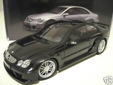 MERCEDES-BENZ CLK DTM AMG coupe noir black 1/18 KYOSHO 08461BK voiture miniature