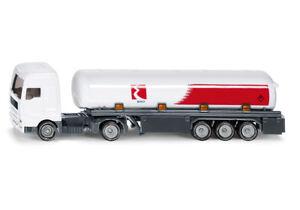 Siku 1626 MAN TGA Greek EKO Tanker Truck with Trailer Official New