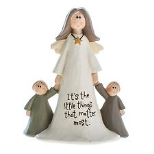 Heaven Sends Mother and Children Ornament Gift for Mum 10cm Copy 1
