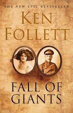 Fall of Giants,Ken Follett