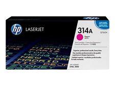 HP 314a Genuine Q7563A Magenta Toner LaserJet 3000 Postage