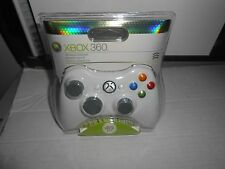 Original Microsoft Xbox 360 Console Controller Gamepad - White - USA - Rare HTF