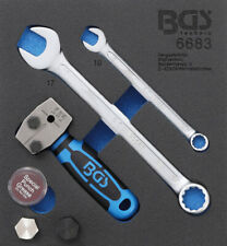 BGS Bördelgerät DIN 4.75 mm Bördel Werkzeug Bremsleitungen Bremsleitung bördeln