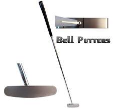 """Bell Two/2 Way Golf Putter 340g CNC Milled-Winn Std Grip-34"""" Shaft"""