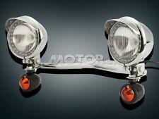 Passing Spot Light Bar Turn for Honda Gold Wing GL 1200 1500 1800 VTX 1300 1800