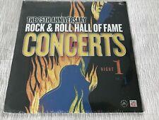 Springsteen, Garfunkel, Crosby, Stills, Nash, Beck, 2009 Concert Sealed Vinyl LP