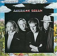 Crosby Stills Nash And Young - American Dream NEW CD