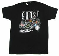 Ghost Town Haunted Youth Starter Kit Black T Shirt New Official Band Merch