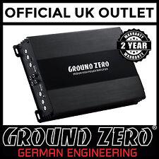 Ground Zero GZIA 4115HPX-II 4 Channel 500 Watts Class A/B Car Amp Amplifier