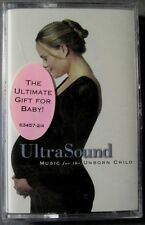 Ultrasound: Music for the Unborn Child (Cassette, 1999, RCA) NEW