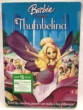 Barbie Presents Thumbelina DVD MOVIE (2009)