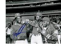 Doc Gooden autograph signed MLB New York Mets 8x10 photo