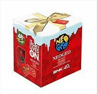 SNK NEOGEO mini Christmas Limited Edition 15000 from Japan NEW