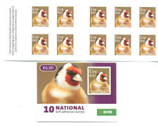 Mint Never Hinged/MNH Birds Icelandic Stamps