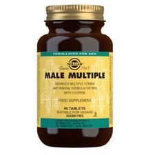 Solgar Male Multiple Tablets 60
