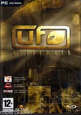 JEU PC CD ROM../...UFO   AFTERMATH..../...