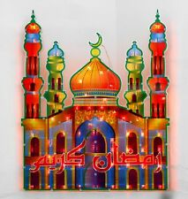Light up Indoor Decoration Mosque – Ramadan Kareem Decoration # 1773