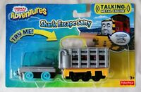 THOMAS THE TANK ENGINE - *New* Thomas Friends Shark Escape Salty Fisher Price