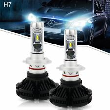 12000LM 6500K H7 LED Headlight Bulb for Cadillac Chevrolet Chrysler Dodge Ford