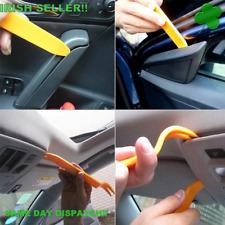 4pcs Car Radio Door Body Clip Trim Dash Panel Removal Installer Pry Tool Kit