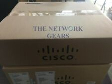 New Cisco WS-C2960X-48FPD-L Catalyst 2960-X Series 48 PoE Port Switch - 2 x SFP+