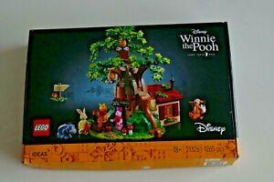 LEGO 21326 IDEA  Winnie the Pooh 21326