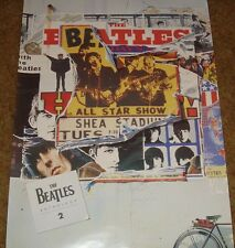 THE BEATLES ORIGINAL ANTHOLOGY II POSTER   APPLE PERFECT CONDITION!