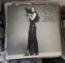 CHER Vinyl lp Dark Lady 1974 MCA Records MCA 2113.