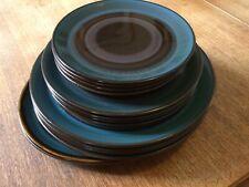 Vintage Purbeck Dinnerware Plates