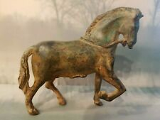 """Nouvelle annonce Superb French Bronze Statue  """"Horse """" ~ Signed Foundry Mark~ No Reserve!"""