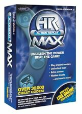 AR Action Replay Max: Ultimate Cheat System - Over 30,000 Cheat Codes! (PS2)*GC*