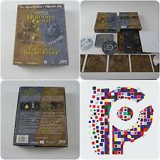 Baldur's Gate & Tales Of The Sword Coast expansion Big Box Edition PC game