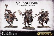 Varanguard Knights of Ruin Games Workshop Warhammer Age of Sigmar