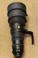 Nikon 400-400mm F/2.8 ED VR IF II Nano Lens excellent condition