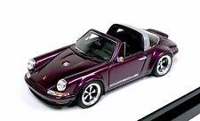 1:64 TIMOTHY & PIERRE PORSCHE 911 (964) Singer targa Purple LE 699 pcs