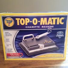 Top-O-Matic Cigarette Rolling Machine Makes Kings & 100's