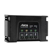Steca Solarix 20 A dual battery Régulateur solaire 12 V et 24 V Piles Combiné