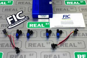 1650cc FIC Fuel Injector Clinic Injectors Mitsubishi Lancer Evo X 4B11T HighZ