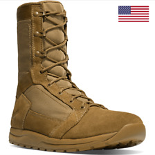"""Danner 8"""" Tachyon Coyote Leather Combat Military Boots 50136 [ALL SIZES] NEW!"""