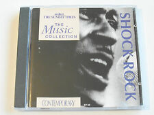 Shock Rock - The Sunday Times Music Collection (CD Album) Used Very Good